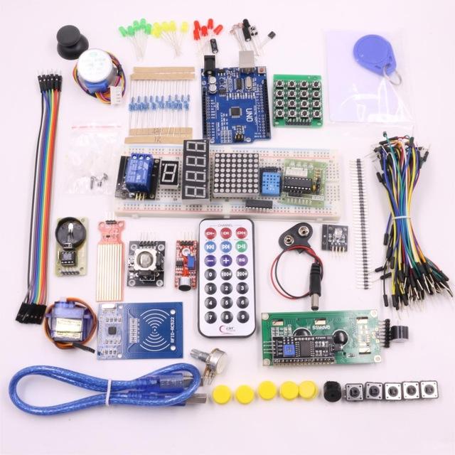 Arduino starter kit geek electronics