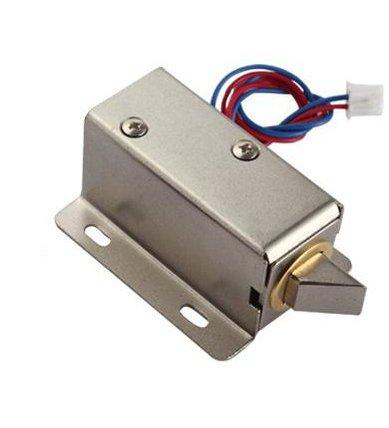 Solenoid Lock Geek Electronics